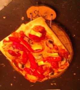 pizzaplankje